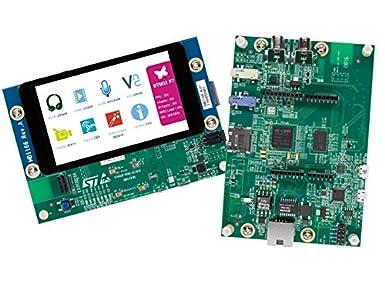 STM32F769I-DISCO, STM32F769NIH6 Microcontroller Discovery Kit 16 52