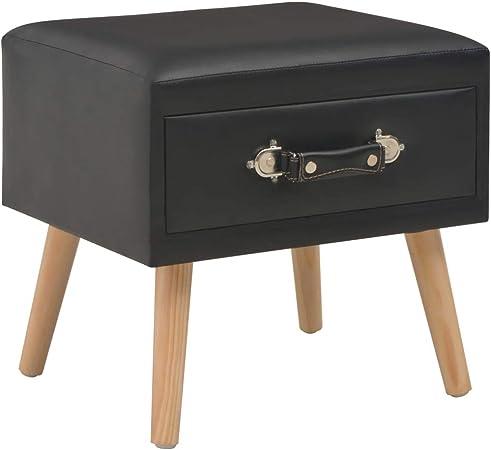 Vidaxl Table De Chevet Table De Nuit Commode Table D Appoint