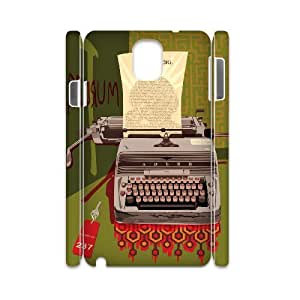 ANCASE Custom Color Printing The Shining 2 Phone 3D Case For Samsung Galaxy note 3 N9000 [Pattern-5]