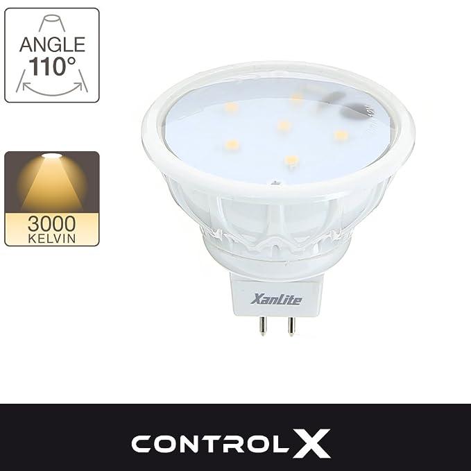 Xanlite MM180ST Ampoule 180 LM Compatible 2,5 W GU5.3 Blanc