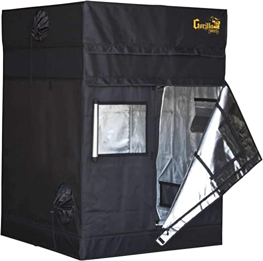 Gorilla 2x4 Grow Tent - Best For Newbies