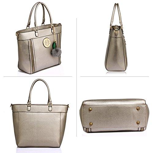 Xardi London, Borsa a spalla donna Grey Style 2