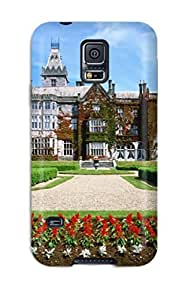 Galaxy High Quality Tpu Case/ Adare Manor County Limerick Ireland FRYmfen3146pcNDt Case Cover For Galaxy S5