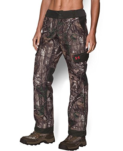Under Armour Women's Ayton Fleece Pants Medium REALTREE AP-X