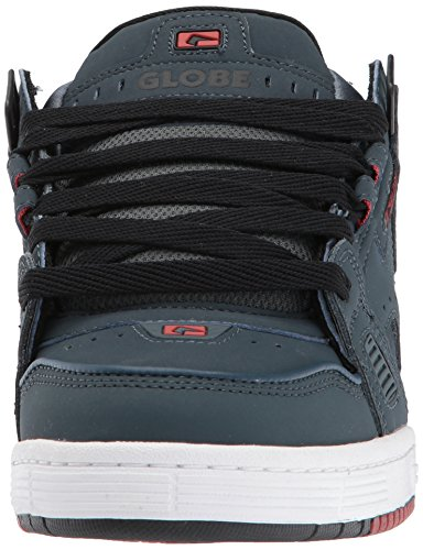 Rouge De Skateboard Chaussures Homme Ardoise Sabre Globe qp6v7W