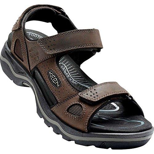 アジアの配列単位(キーン) KEEN メンズ シューズ?靴 サンダル Rialto 3 Point Sandals [並行輸入品]