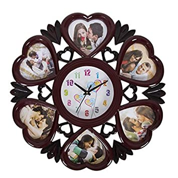 Buy Noorstore Beautiful And Classy Brown circular dial And Heart