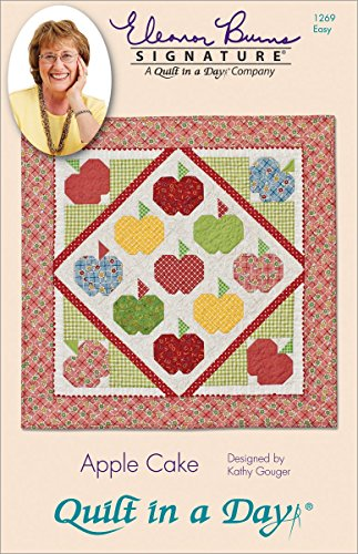 Eleanor Burns' Signature Quilt Pattern- Apple Cake by Quilt in a Day
