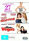 27 Dresses / Just Married / What Happens in Vegas | 3 Discs | NON-USA Format | PAL | Region 4 Import - Australia