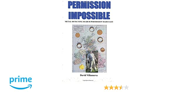 Permission Impossible: Metal Detecting Search Permission ...