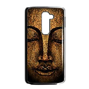 Golden stone Buddha Cell Phone Case for LG G2