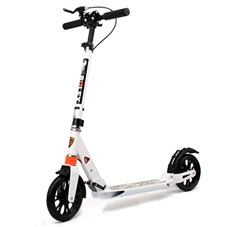 TKTTBD Scooter Freestyle, Big Wheel Stunt Scooter para ...