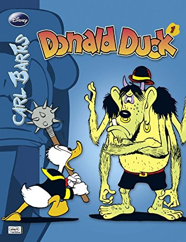 Barks Donald Duck 07 Gebundenes Buch – 14. November 2013 Carl Barks Erika Fuchs Egmont Comic Collection 3770437365