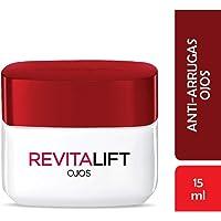 Crema antiarrugas ojos Revitalift L'Oréal Paris 15 ml