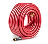 #10: Gilmour Pro Farm and Ranch Hose Red 5/8 inch x 90 feet 829901-1001