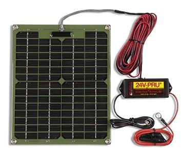 Amazon.com: pulsetech sp-24psc – 24-volt Cargador de batería ...