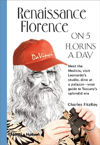 Book cover for Renaissance Florence on 5 Florins a Day