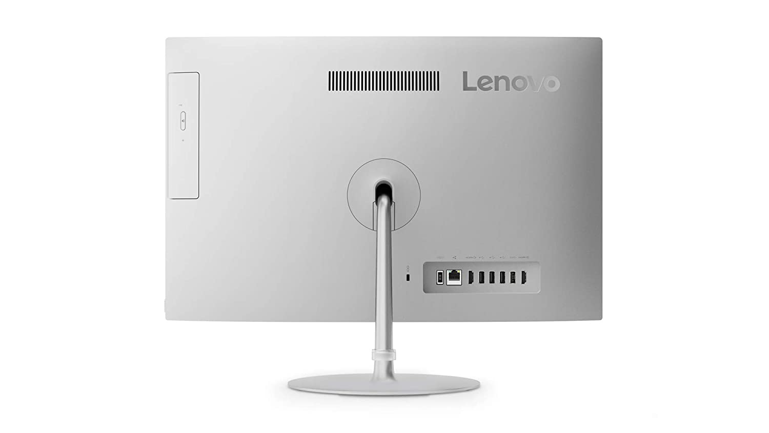 9147cb9cbd5 Amazon.in: Buy Lenovo 520 22ICB AIO 21.5-inch All-in-One Desktop (8th gen  Core i5-8400T/8GB/2TB/Windows 10 Home/Integrated Graphics), Silver Online  at Low ...