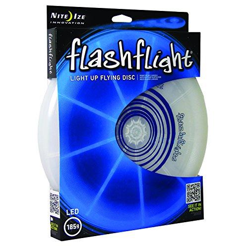 Nite Ize Flashflight L E D Light Up Flying Disc