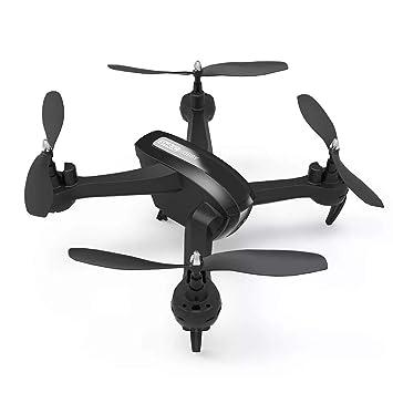 LXWM RC dron de Deriva sin Cabeza 2.4 G 4 CH RC Quadcopter luz LED ...