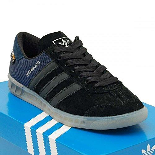 adidas Schuhe – Hamburg Tech schwarz/schwarz/weiß
