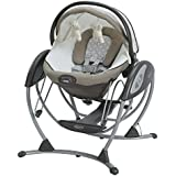 Graco Soothing System Baby Glider, Abbington, One Size