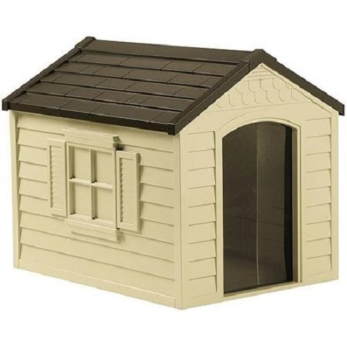 Suncast DH250 Dog House Medium House