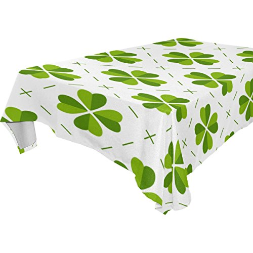 with St. Patrick's Day Tablecloths design