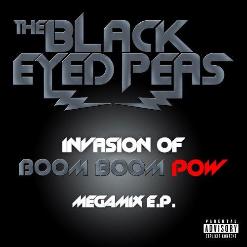 Black eyed peas boob boob pow