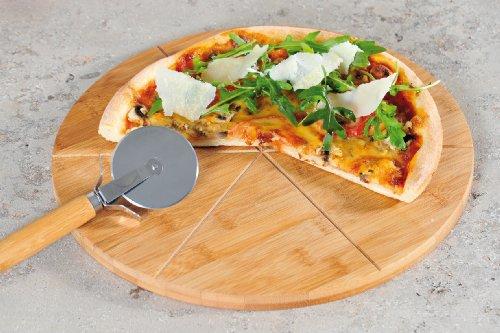 Kesper 50462 plato para pizza for Platos de pizza