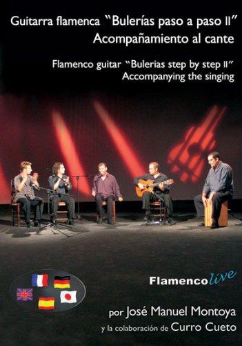 Guitarra Flamenca Bulerías paso a paso II