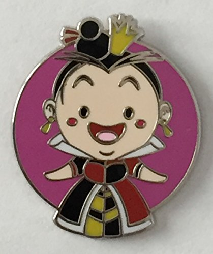 Disney Pin 117071 DLR World of Evil Mystery Collection ~ Queen of Hearts Pin Villain from Alice in Wonderland