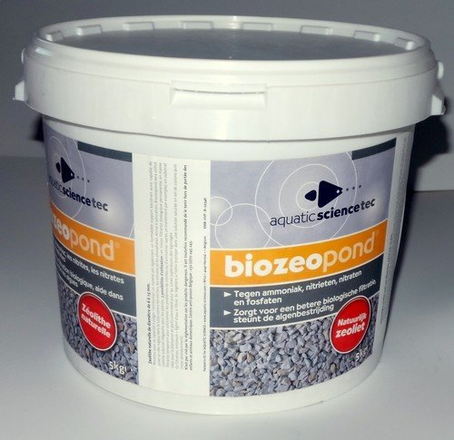 BioZeoPond 5 Kg Aquatic science
