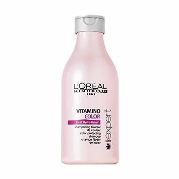 loral professionnel shampooing pour cheveux colors fixateur de couleur vitamino colo - Quel Shampoing Pour Cheveux Colors