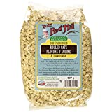 BOB's RED MILL Organic Old Fashioned Rolled Oats, 907gm