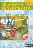 Schéma corporel avec les 3/4 ans de Sylvie Ramon ( 1 juillet 2005 )