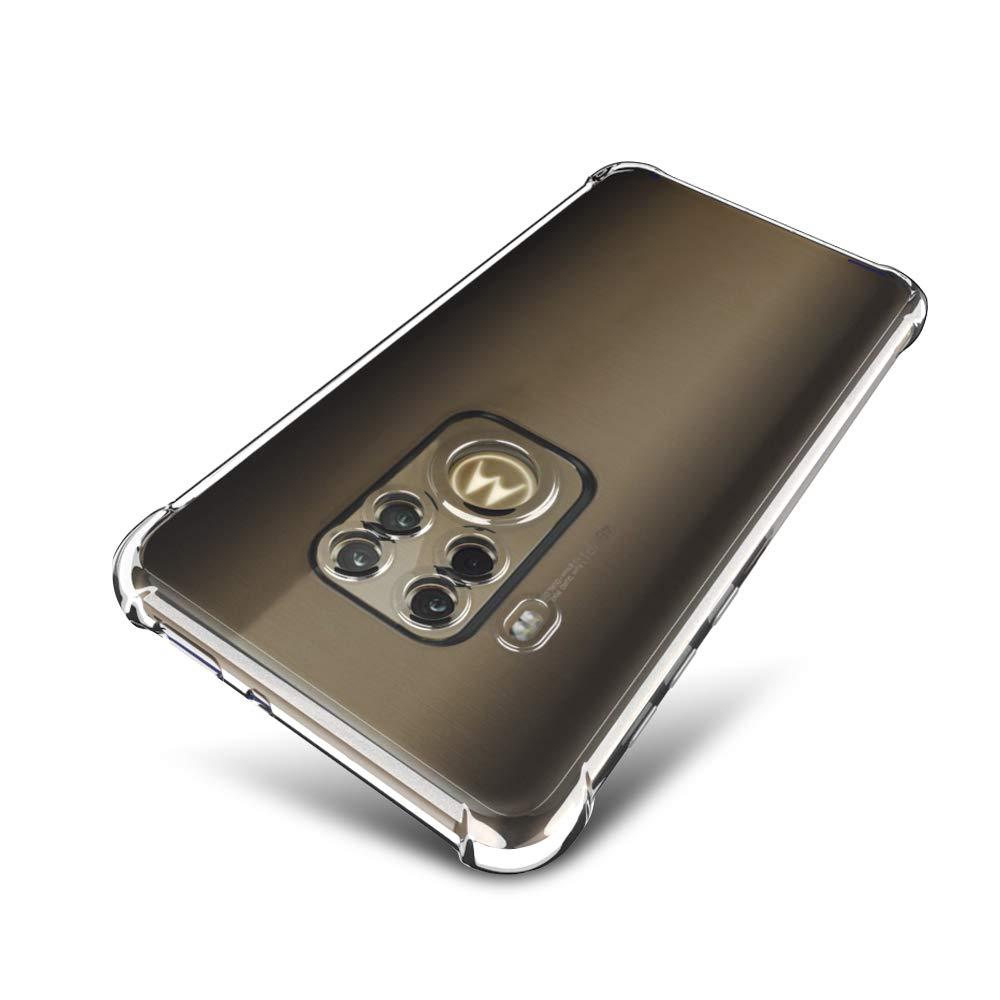 Funda Transparente Y Protectora Para Motorola One Zoom