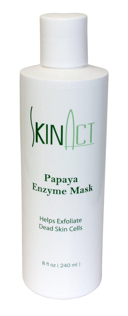 Amazon.com: Papaya Enzima Máscara 8 oz: Beauty