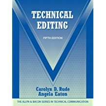 Technical Editing (5th Edition)