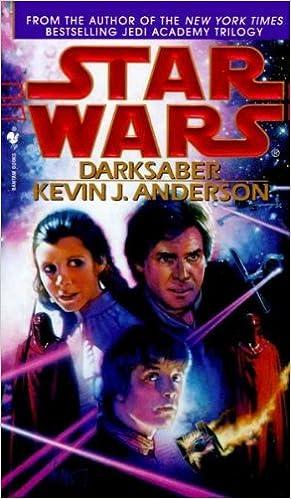 Book Star Wars: Darksaber