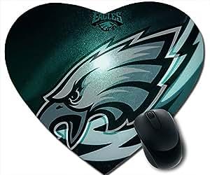 custom and diy mouse pad NFL philadelphia eagles football logos by customhappyshop