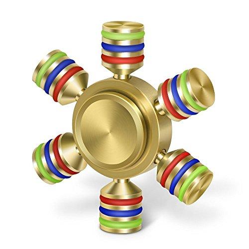 ysiop-spinner-of-hand-fidgetdiy-brass-twiddle-spinner-toy-with-stainless-r188-bearinghexangular-gadg