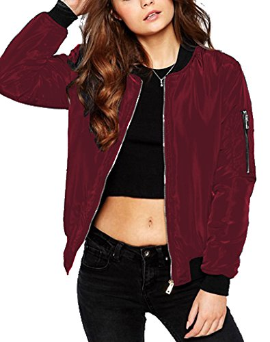 Quilted Nylon Bomber Jacket - 6
