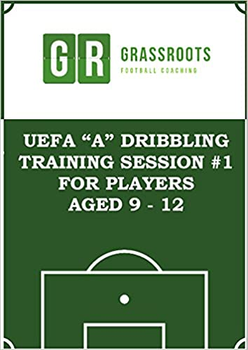 Ebook epub nedlasting gratis Dribbling - UEFA A soccer