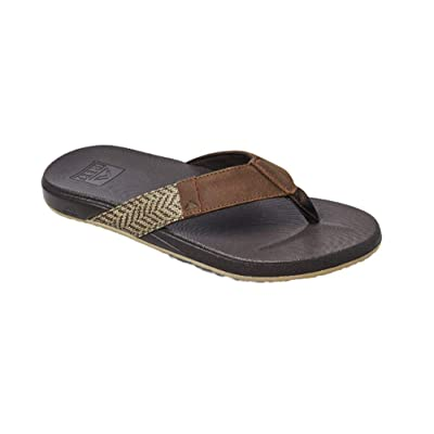 Reef Men's Sandals Cushion Bounce Phantom SE | Flip Flops for Men with Cushion Bounce Footbed: Shoes