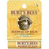 Burts Bees Beeswax Lip Balm, 0.15 Ounce -- 48 per case.