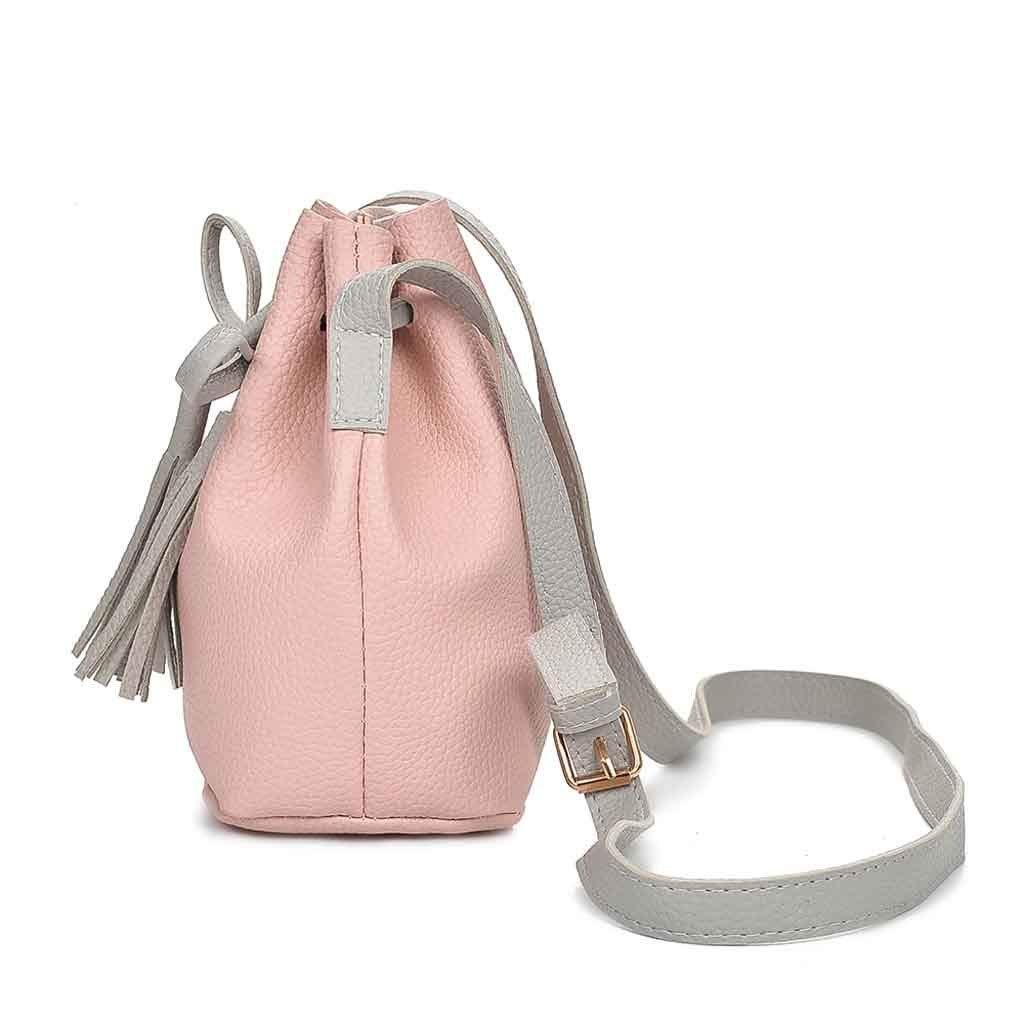 0b7afed02842 Amazon.com: EnjoCho New 2PC Bags/Set Women Messenger Tote Bag Female ...