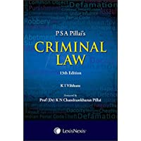 P S A Pillai's Criminal Law