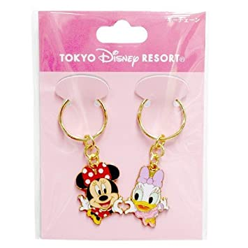 Establece llavero Disney Resort Limited Minnie y Daisy (Jap ...