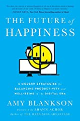 Technology, at least in theory, is improving our productivity, efficiency, and communication. The one thing it's not doing is making us happier. We are experiencing historically high levels of depression and dissatisfaction. But we can chan...